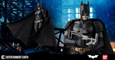This Is the Batman SH Figuarts Action Figure That Gotham Needs