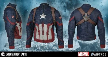 Captain America Needs YOU… in This Jacket!