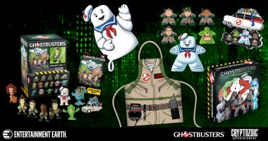 Answer The Call with These Cryptozoic Ghostbusters Items