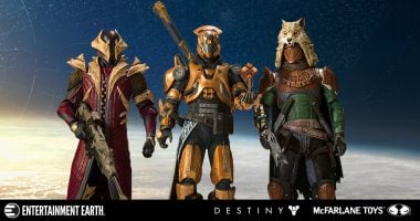 Embrace Destiny with This Three Pack of Action Figures