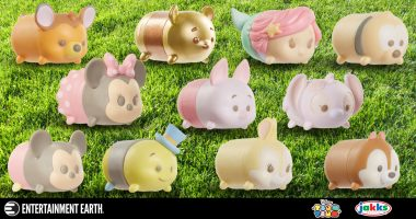 Disney Tsum Tsums Go Easter Pastel