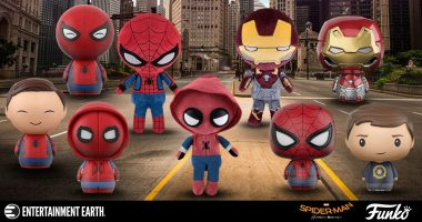 These Pint-Sized Webslingers Are Even Friendlier Than Your Average Neighborhood Spidey