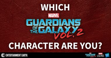 Which Guardians of the Galaxy Vol. 2 Character Are You?