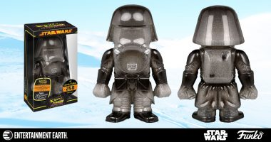 This Snowtrooper Hikari Sofubi Vinyl Figure Will Melt Your Heart