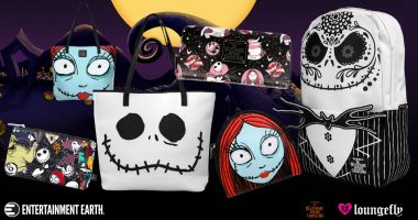 Loungefly's Got It in the Bag with Their Line of Nightmare Before Christmas Items