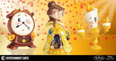 Beauty and the Beast Get the Miss Mindy Treatment