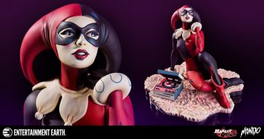 Harley's Longing for Her Mistah Jay as This Sweet Statue