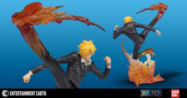 This Sanji Statue is Sure to Give You Heart Eyes!