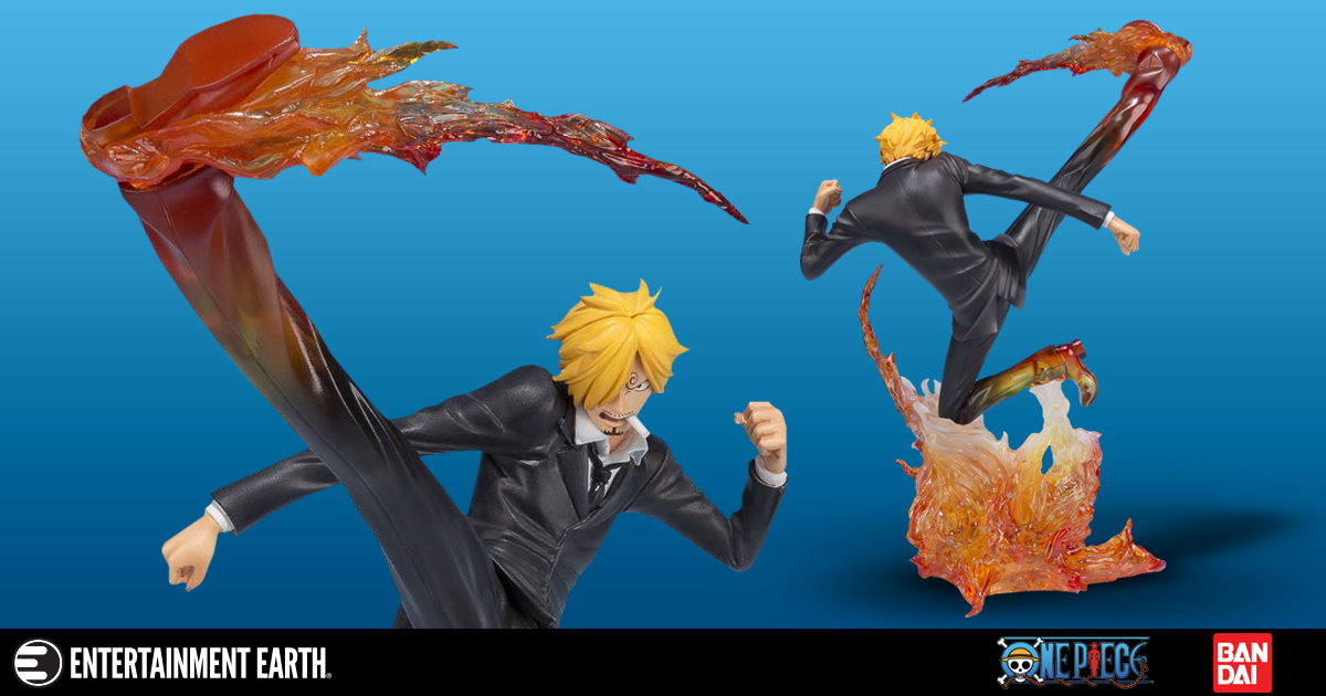 This Sanji Statue Is Sure To Give You Heart Eyes