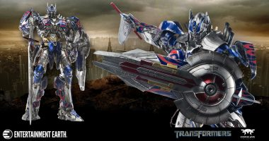 Is This Optimus the Most Poseable Prime Yet? Quite Possibly