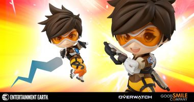 Cheers, Love! The Tracer Nendoroid is Here!