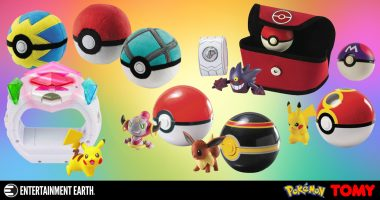 These Are the Perfect Accessories for Any Pokemon Trainer!