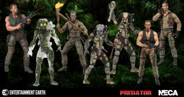 Celebrate 30 Years of the Sci-Fi Classic Predator with This Action Figure Case
