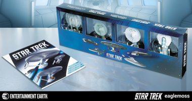 Starfleet's Most Famed Starship: The Enterprise