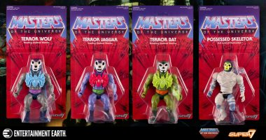 Vintage Masters of the Universe Action Figures Make a Terrifying Return!