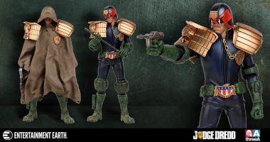 Don't Mess with Apocalypse War Judge Dredd