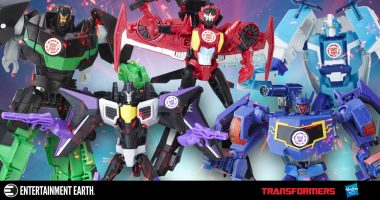 This New Wave of Robots in Disguise is a Must Have for Transformers Fans