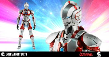 Japan's Greatest Hero, Ultraman, Stands Tall in this 1:6 Scale Action Figure