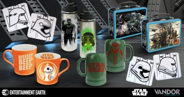 Star Wars is Back with These Vandor Products