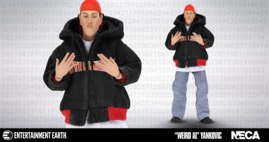 This White & Nerdy Action Figure Is Definitely Cherry