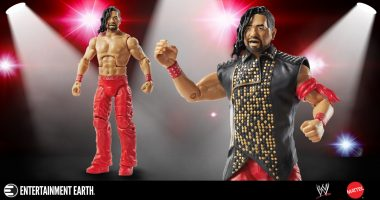 WWE Defining Moments Shinsuke Nakamura Action Figure