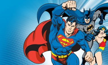 New DC Wooden Collectibles Evoke Childhood Nostalgia