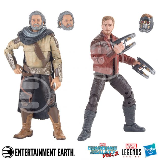 Ego Guardians of the Galaxy Vol. 2 Action Figure