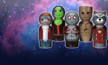 New Guardians of the Galaxy Pin Mate™ Figures Unite for Galactic Safety