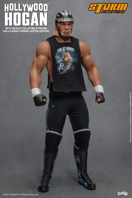 Hulk Hogan Hollywood Hogan 1:6 Scale Action Figure