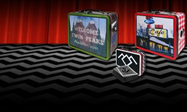 Bif Bang Pow! Enters the  Mysterious World of TWIN PEAKS®