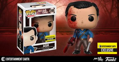 This Funko Pop! Exclusive is Groovy and Bloody!