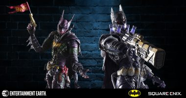 Good Meets Evil in These Amazing Batman Rogues Gallery Variant Figures