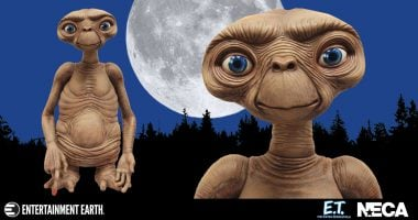 How This E.T. The Extra Terrestrial Prop Replica Would Have Made Me a Better Dad