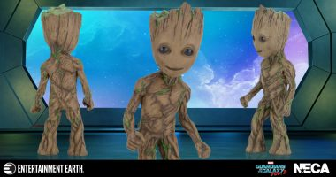 This Groot Foam Replica Is Here to Stay
