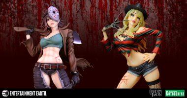 Freddy vs. Jason – Bishoujo Style