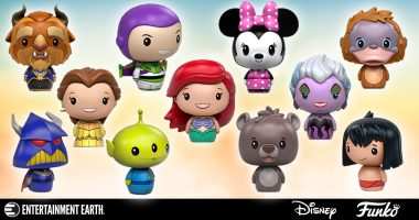 You've Got a Friend in These Disney Mini-Figures