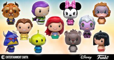 You've Got a Friend in These Disney Mini-Figures