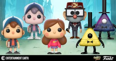 Travel to Gravity Falls with These Funko Pop! Vinyl Figures