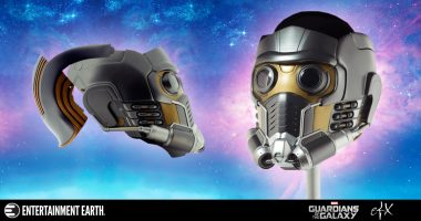 Star-Lord Helmet Prop Replica Perfect Cosplay