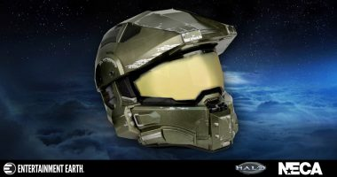 Command The Road with This Master Chief Motorcycle Helmet Replica
