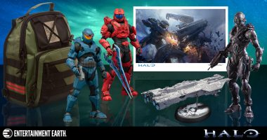 Represent The UNSC with These Halo Items!