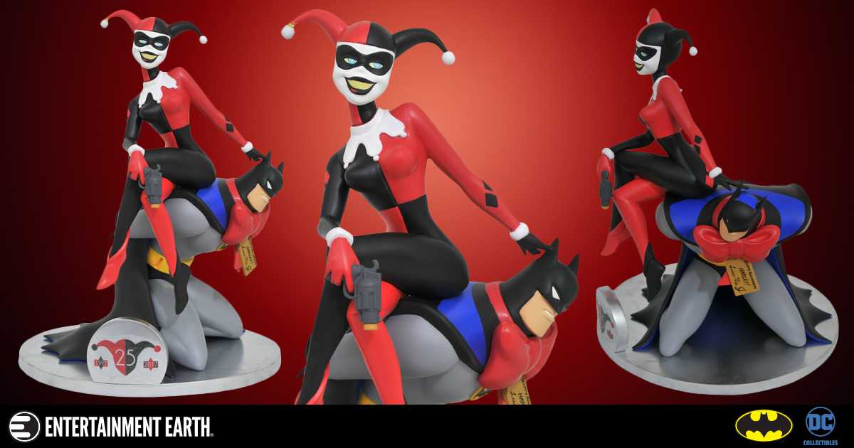 30b047ed363 Can you believe it s been 25 years since the introduction of everyone s  favorite Maid of Mischief  With so many different versions of Harley Quinn