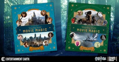 Enter the Wizarding World with These Movie Magic Books
