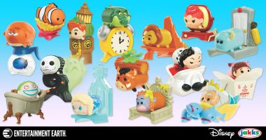 Towers of Disney Tsum Tsums