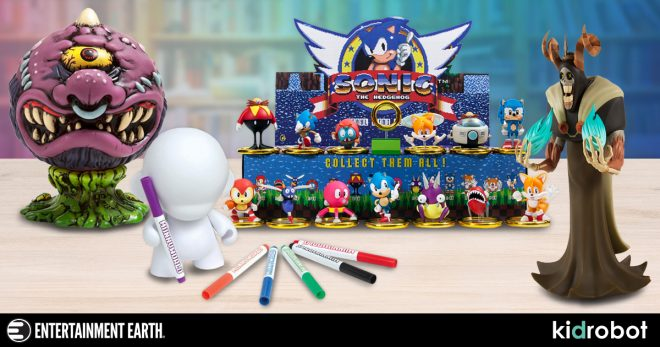 Cool Collectibles From Kidrobot