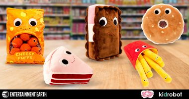 Kidrobot Lets You Play with Your Food