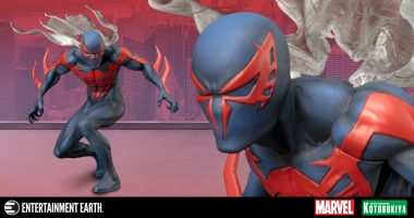 This Spider-Man 2099 ArtFX+ Statue is Timeless