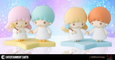 These Little Twin Stars Action Figures Shine the Brightest