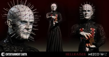 There's a Fine Line between Pleasure and Pain with This Pinhead Action Figure
