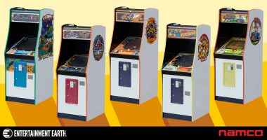 Step Back in Time with Video Arcade Miniature Statues